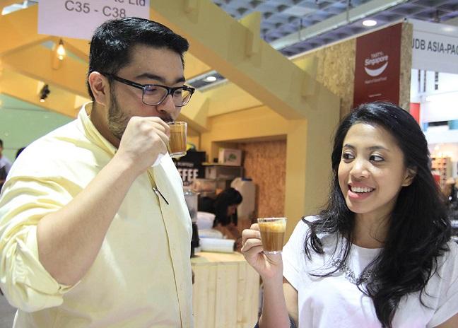 马来西亚吉隆坡国际咖啡展览会