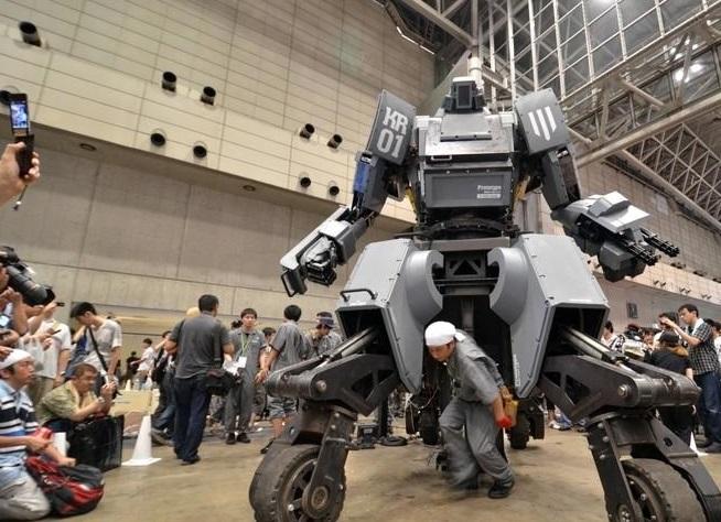 韩国首尔国际机器人展览会
