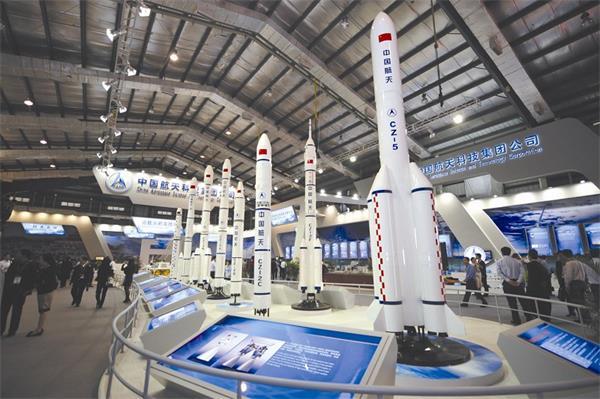 中国(上海)国际航空航天技术与设备展览会