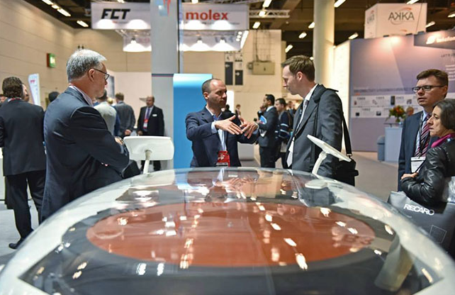 德国汉堡国际飞机室内设计及设备展览会