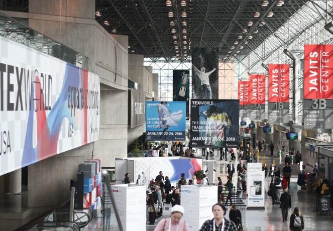 美国纽约国际服装面料采购展览会