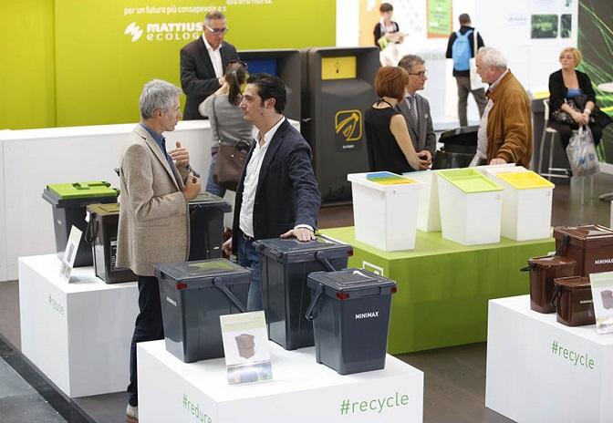 意大利里米尼国际绿色能源、环保水处理与固废管理展览会