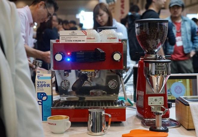 日本东京国际咖啡展览会