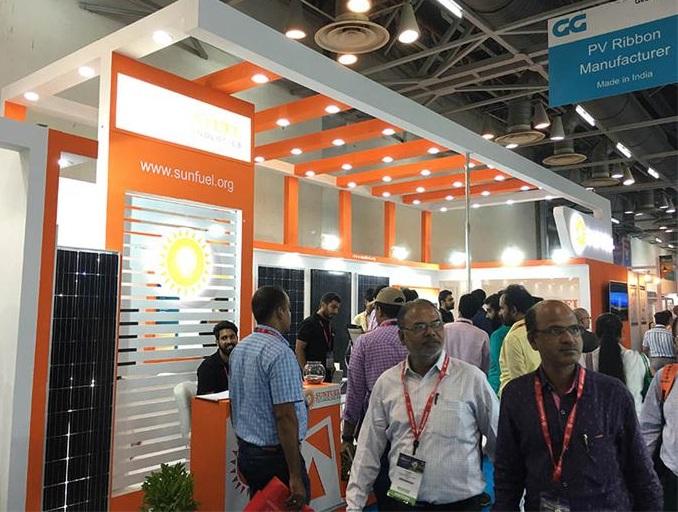 印度新德里国际可再生能源展览会