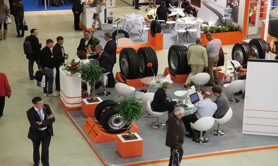俄罗斯莫斯科国际轮胎及橡胶制品展览会