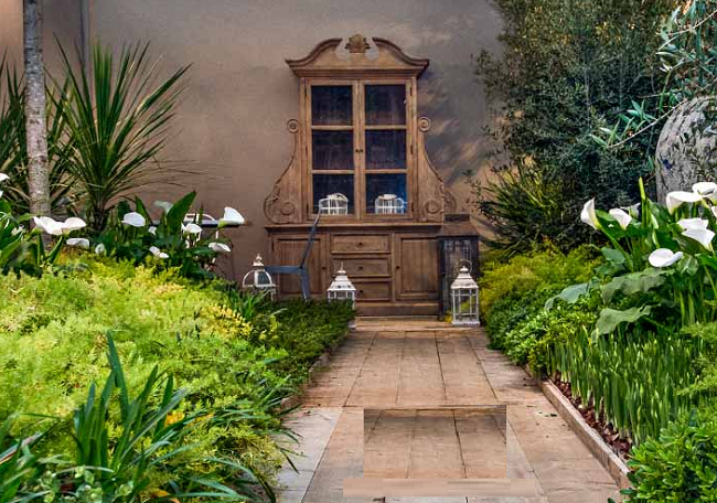 意大利摩德纳国际旧式花园及装修展览会