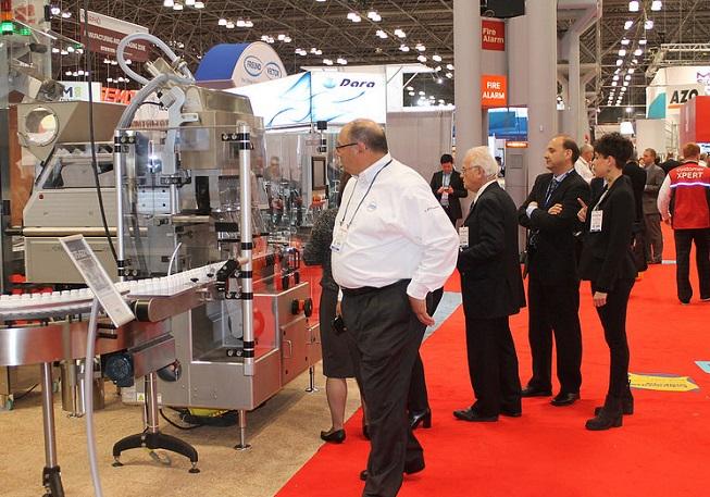 美国纽约国际制药工业展览会