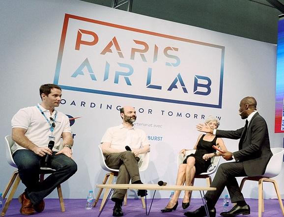 法国巴黎国际航天航空展览会