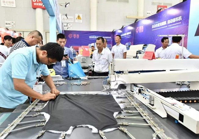 韩国首尔国际纺织展览会