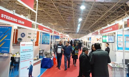 伊朗德黑兰国际汽车及配件展览会