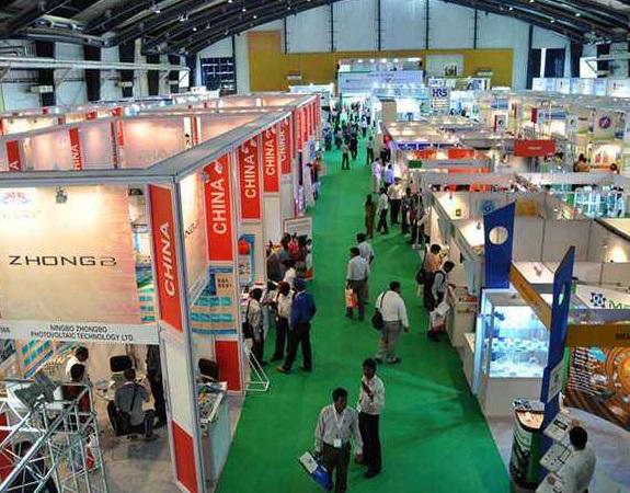 印度班加罗尔国际电子元器件展览会