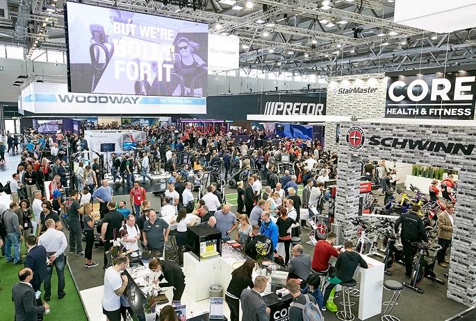 德国科隆国际健身健美及康体设施展览会