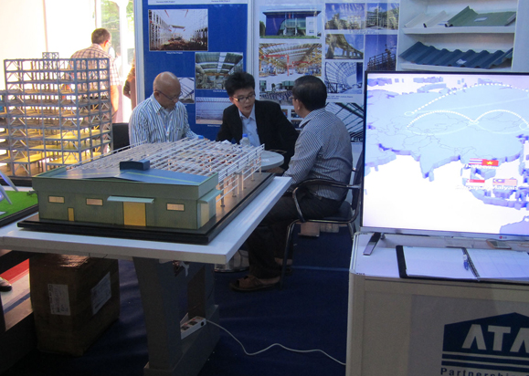 缅甸仰光国际建材展览会