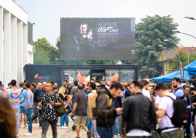 意大利维罗纳国际电子烟展览会