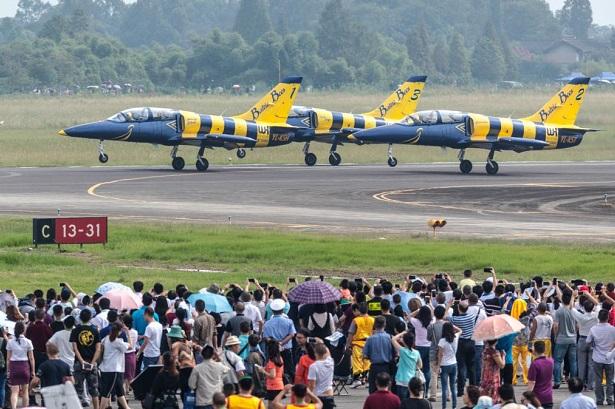 新加坡国际航空展览会
