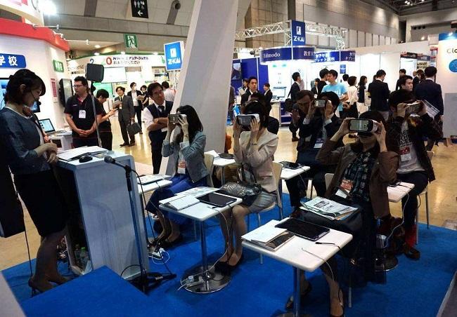 日本千叶市国际电子高新科技展览会