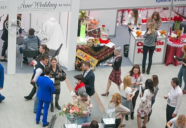 俄罗斯莫斯科国际婚纱礼服展览会