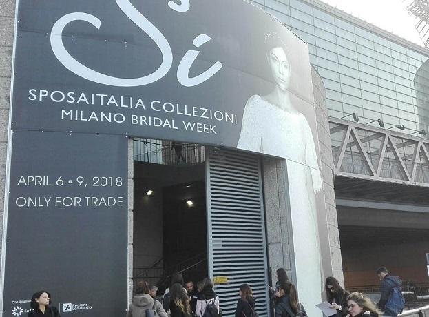 意大利米兰国际婚纱礼服展览会