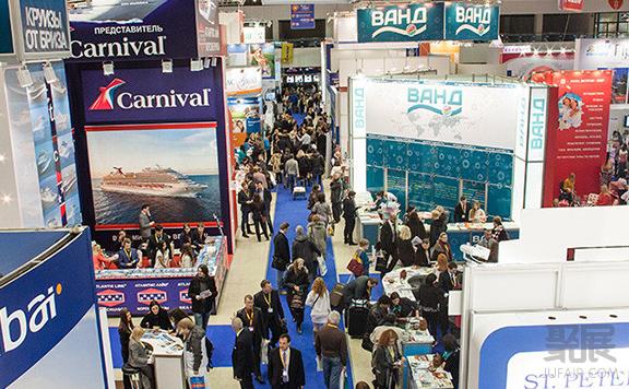 俄罗斯莫斯科国际旅游展览会