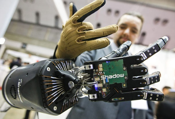 中国(北京)国际机器人展览会