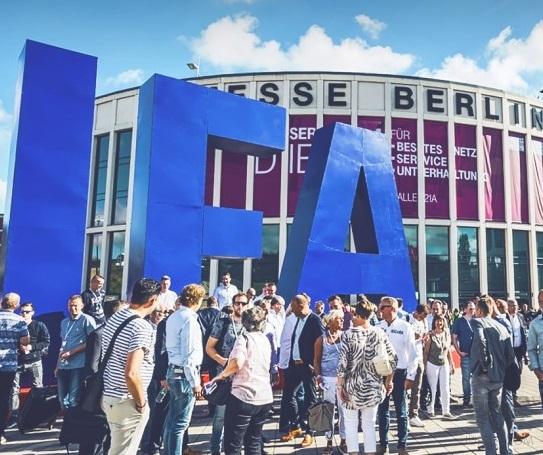 德国柏林国际消费电子展览会