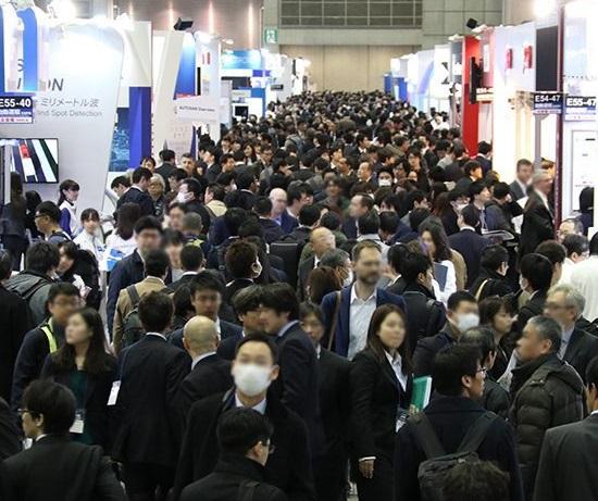 日本东京国际电子元器件及制造设备博览会