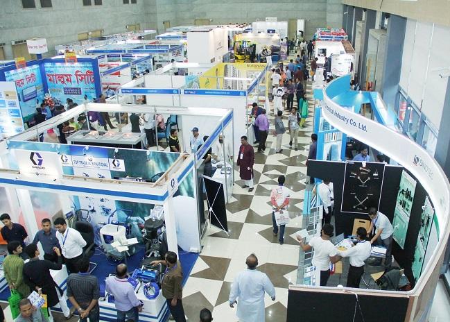 孟加拉达卡国际建材展览会