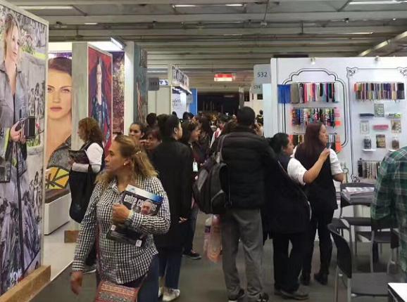 哥伦比亚麦德林国际纺织面料及服装博览会