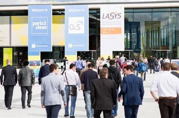 德国斯图加特国际表面处理及油漆展览会