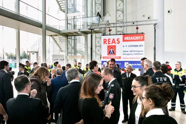 意大利蒙蒂基亚里国际消防及救援展览会