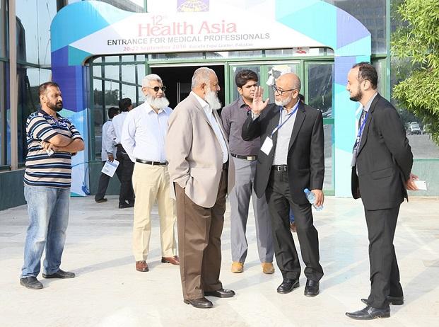 巴基斯坦卡拉奇国际医疗医药展览会