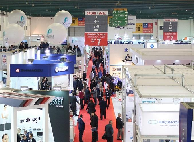 土耳其伊斯坦布尔国际医疗设备展览会
