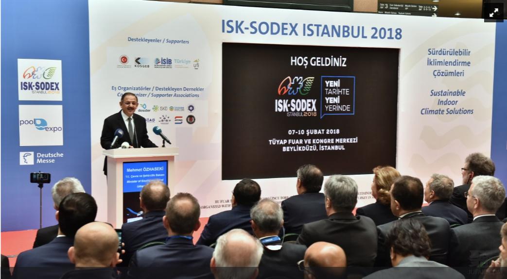 土耳其伊斯坦布尔国际暖通空调、制冷通风设备及卫浴展览会
