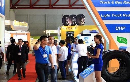 印尼雅加达国际轮胎及橡胶展览会