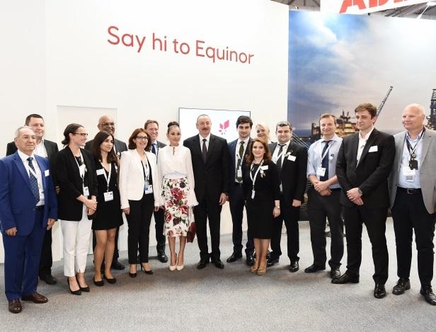 阿塞拜疆国际石油天然气展览会