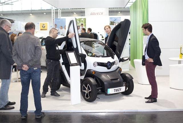 德国慕尼黑国际新能源车展览会