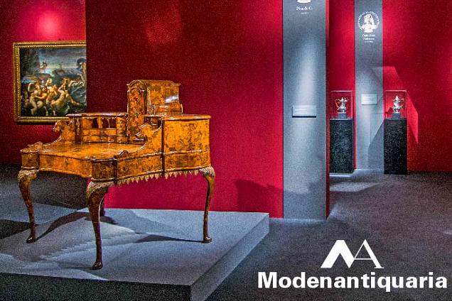 意大利摩德纳国际古董展览会