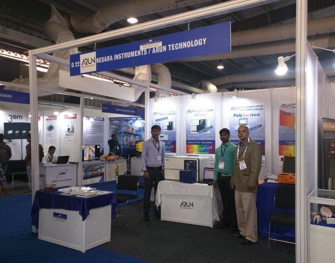 印度钦奈国际铸造及铸件展览会_现场照片
