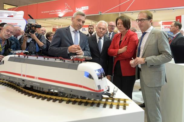 波兰格但斯克国际铁路以及轨道交通展览会