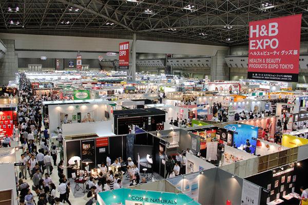 日本东京春季国际杂货及超市百货展览会_现场照片