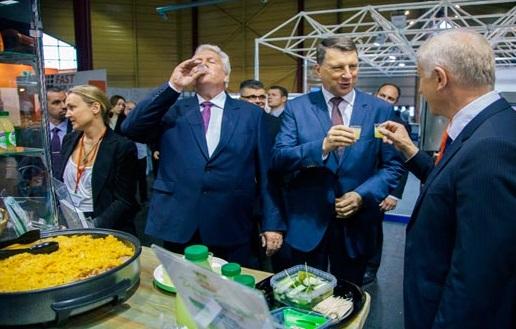 德国德累斯顿国际面包与糖果展览会