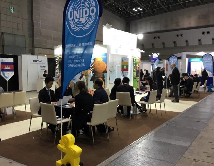 日本东京国际细菌异物对策展览会_现场照片
