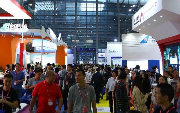 中国(深圳)国际物流与交通运输展览会_现场照片