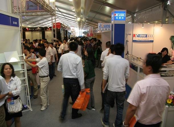 中国(上海)国际玻璃工业技术展览会_现场照片