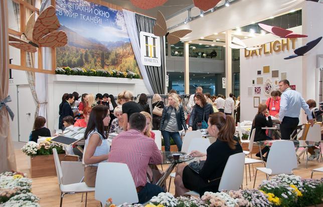 俄罗斯莫斯科国际家用纺织品展览会