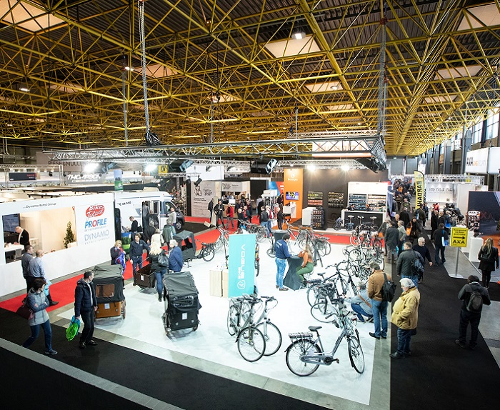 比利时科特赖克国际自行车展览会_现场照片