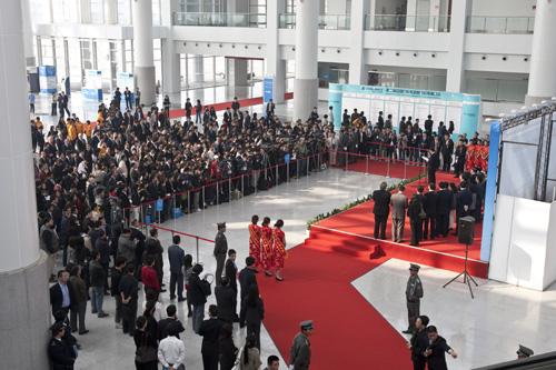中国(深圳)国际互联网与电子商务展览会_现场照片