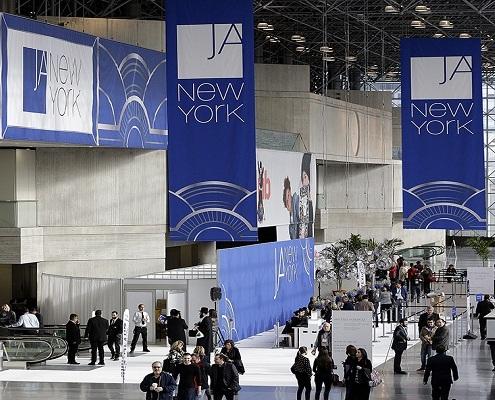 美国纽约国际春季珠宝展览会_现场照片