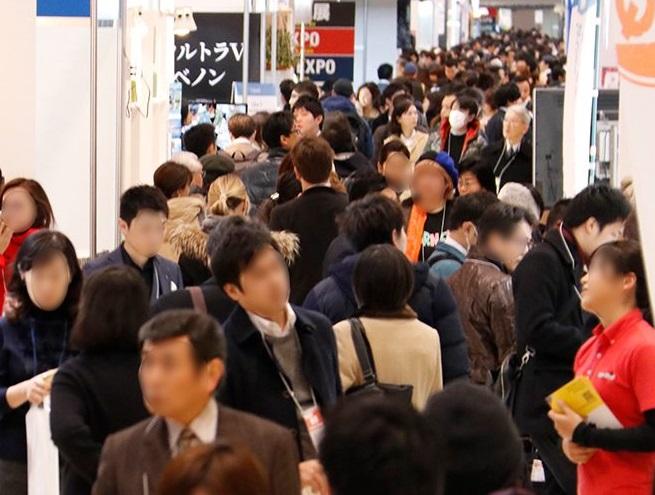 日本东京国际春季生活方式展览会_现场照片