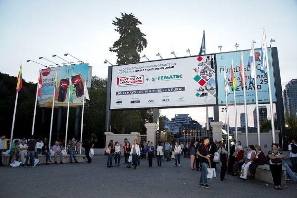 阿根廷布宜诺斯艾利斯国际建筑建材展览会